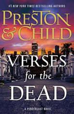 Verses for the Dead, Douglas Preston