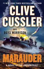 Marauder, Clive Cussler
