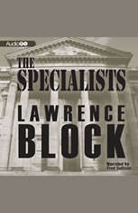 The Specialists - Audiobook Download