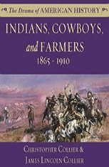 Indians, Cowboys, and Farmers and the Battle for the Great Plains: 18651910