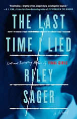 The Last Time I Lied A Novel, Riley Sager