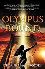 Olympus Bound, Jordanna Max Brodsky