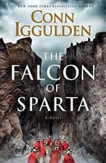 Falcon of Sparta, Conn Iggulden