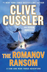 The Romanov Ransom, Clive Cussler