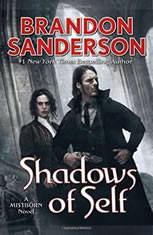 Shadows of Self, Brandon Sanderson