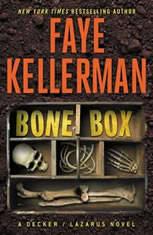Bone Box A Decker/Lazarus Novel, Faye Kellerman