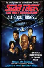 Star Trek Next Generation: All Good Things - Audiobook Download