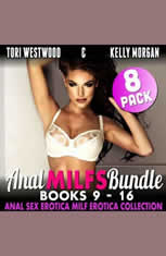 Anal MILFs Bundle 8-Pack : Books 9 - 16 (Anal Sex Erotica MILF Erotica Collection) - Audiobook Download