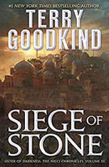 Siege of Stone, Terry Goodkind