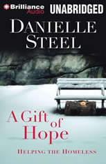 image A Gift of Hope: Helping the Homeless by Danielle Steel - Audio Book Download - $7.50