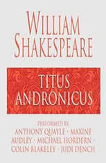 titus andronicus book review
