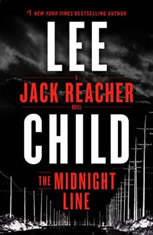 The Midnight Line A Jack Reacher Novel, Lee Child