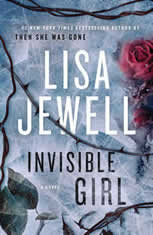 Invisible Girl A Novel, Lisa Jewell