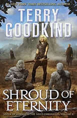 Shroud of Eternity Sister of Darkness, Terry Goodkind