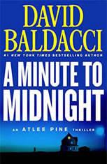 A Minute to Midnight, David Baldacci