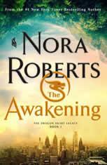 The Awakening The Dragon Heart Legacy, Book 1, Nora Roberts