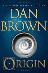 Origin A Novel, Dan Brown