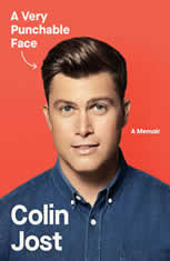 Audio Wednesday - Colin Jost - A Very Punchable Face: A Memoir