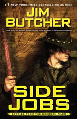 Side Jobs: Stories From the Dresden Files - Audiobook Download