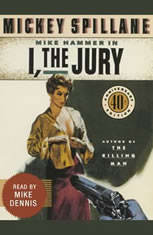 I, The Jury - Audiobook Download