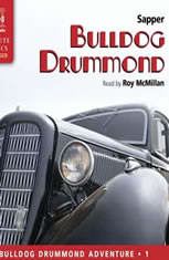 Bulldog Drummond - Audiobook Download