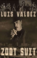 a review of zoot suit a book by luis valdez Book reviews the woman  reviewed by maría angela díaz according to   luis valdez's zoot suit and poetry by raulsalinas, either helped to erase the im.