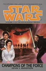 Star Wars: The Jedi Academy: Champions of the Force: Volume 3 - Audiobook Download