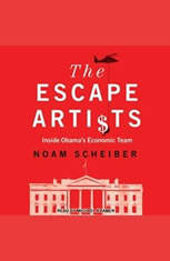 The Escape Artists - Audiobook Download