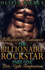 Billionaire Romance: The Billionaire Rockstar Part 1: Late Night Temptation (Alpha Billionaire Romance, Contemporary Romance) - Audiobook Download