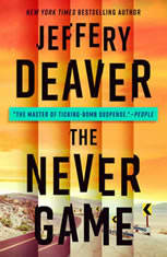 The Never Game, Jeffery Deaver