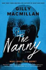 The Nanny A Novel, Gilly Macmillan