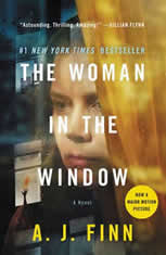 The Woman in the Window A Novel, A. J. Finn
