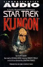 Star Trek: Klingon - Audiobook Download