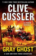 The Gray Ghost, Clive Cussler
