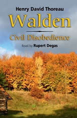 Walden, And Civil Disobedience - Audiobook Download