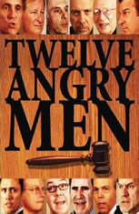 a review of twelve angry men by reginald rose First produced on cbs' hourlong studio one series in 1954 and directed by franklin schaffner, reginald rose's emmy-winning the twelve angry men was expanded by rose in 1957 into a highly successful 95-minute feature directed by the debuting sidney lumet.