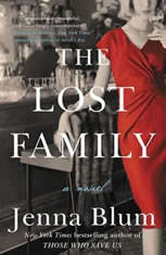 The Lost Family A Novel, Jenna Blum