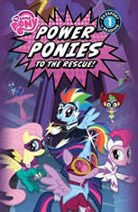 My Little Pony: Power Ponies to the Rescue! - Audiobook Download