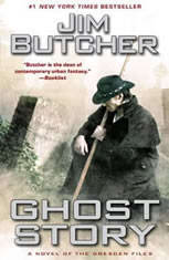 Ghost Story: A Novel of the Dresden Files - Audiobook Download