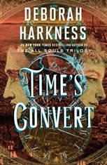 Time's Convert A Novel, Deborah Harkness