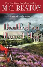 Death of an Honest Man, M. C. Beaton