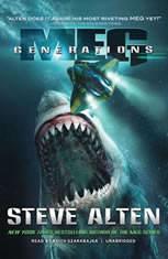 Meg: Generations, Steve Alten