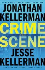 Crime Scene A Novel, Jonathan Kellerman