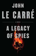 A Legacy of Spies A Novel, John le Carre