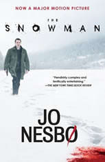 The Snowman A Harry Hole Novel, Jo Nesbo