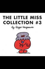 The Little Miss Collection #3: Little Miss Magic; Little Miss Lucky; Little Miss Contrary; Little Miss Trouble and the Mermaid