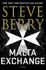 The Malta Exchange A Novel, Steve Berry