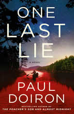One Last Lie A Novel, Paul Doiron