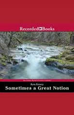 Sometimes a Great Notion - Audiobook Download