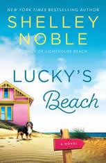 Lucky's Beach A Novel, Shelley Noble